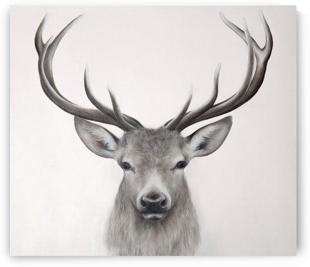 Majestic by Deborah Ciesla artiste peintre