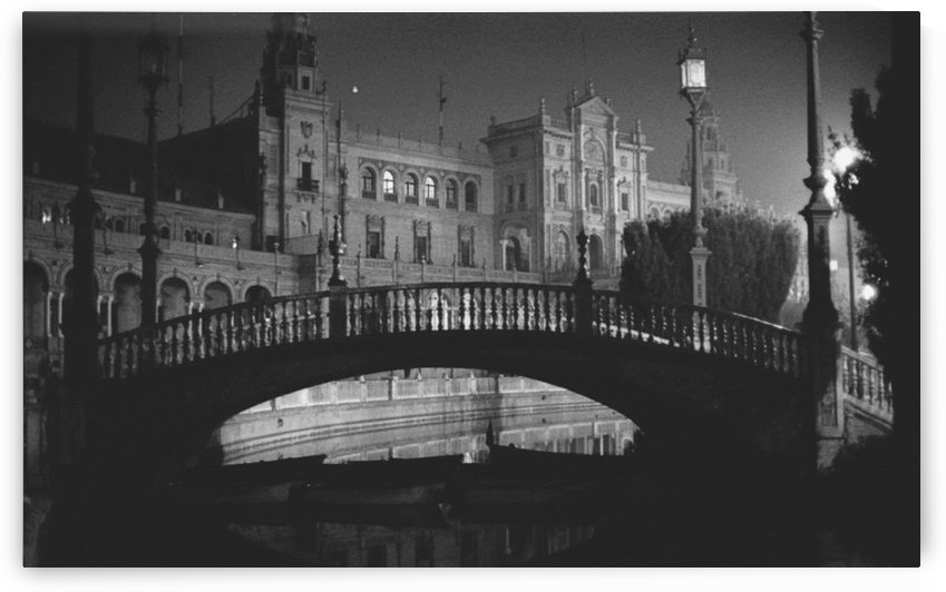 Plaza Mayor Sevilla  by Antonio Pappada