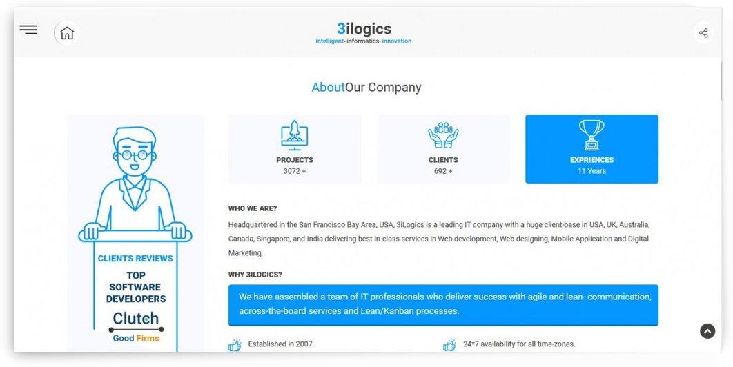 3ilogics screenshot by Digital Prem