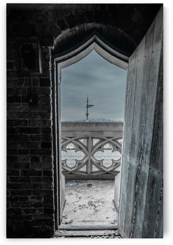 Church Balcony by Steve Ronin