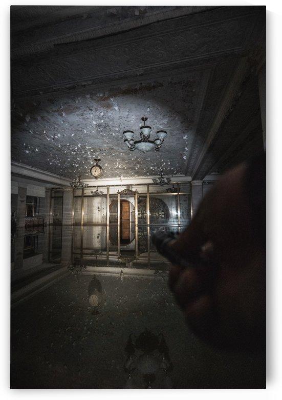 Underwater Vault by Steve Ronin