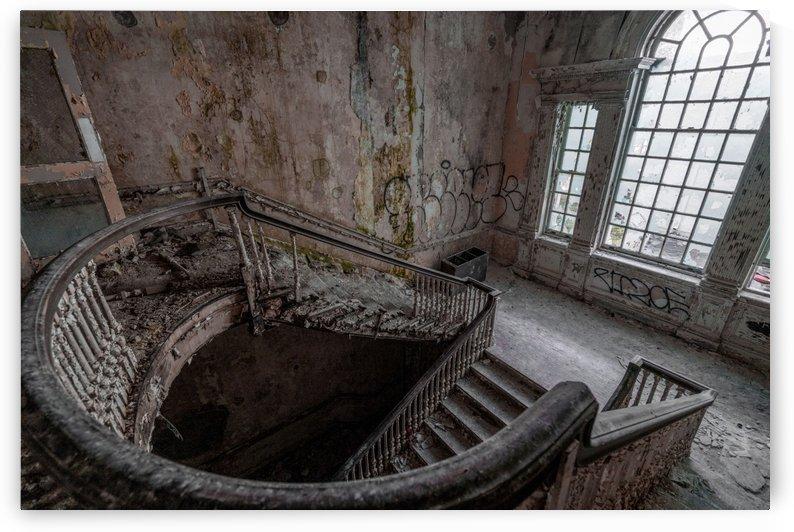 Lost Grand Stairway by Steve Ronin
