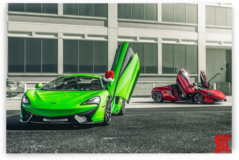 How the McLaren Stole Xmas by Trevor Spiker