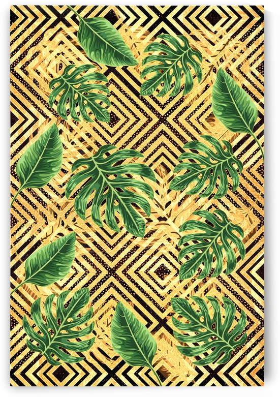 Tropical XVII by Art Design Works