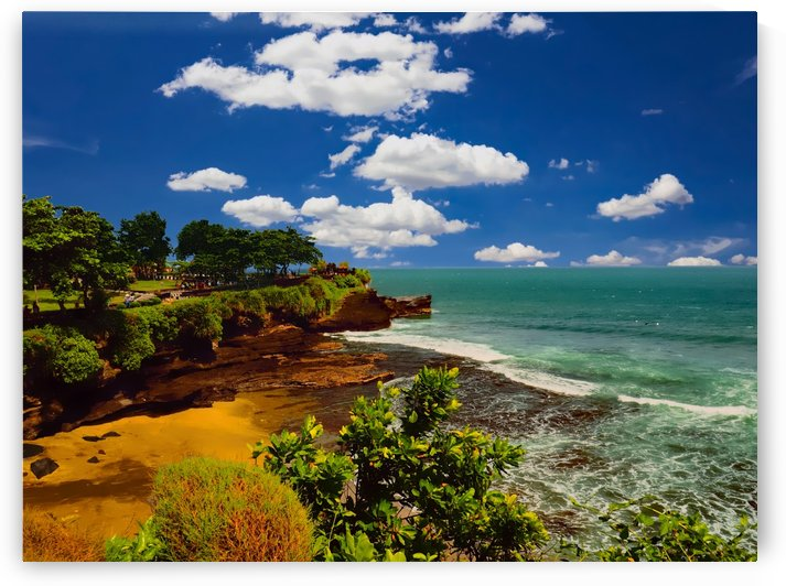 Tanah Lot Scenic Indonesia by Asia Visions Photography