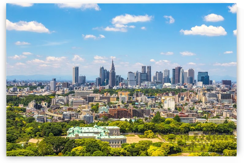 TOKYO 34 by Tom Uhlenberg