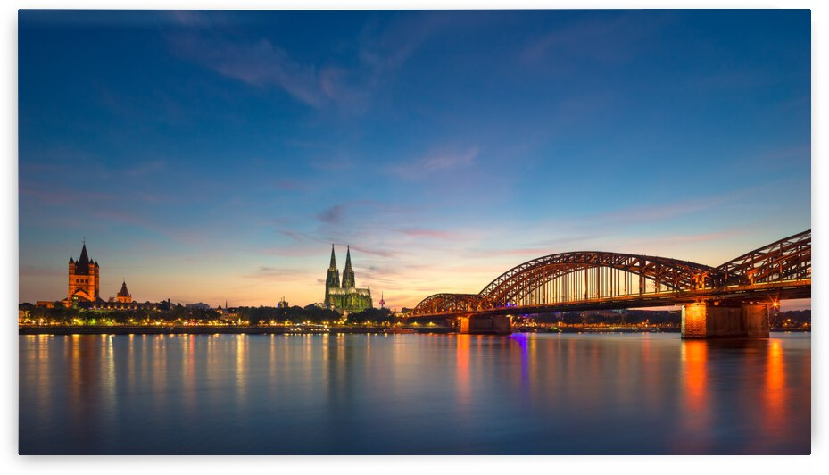 COLOGNE 24 by Tom Uhlenberg
