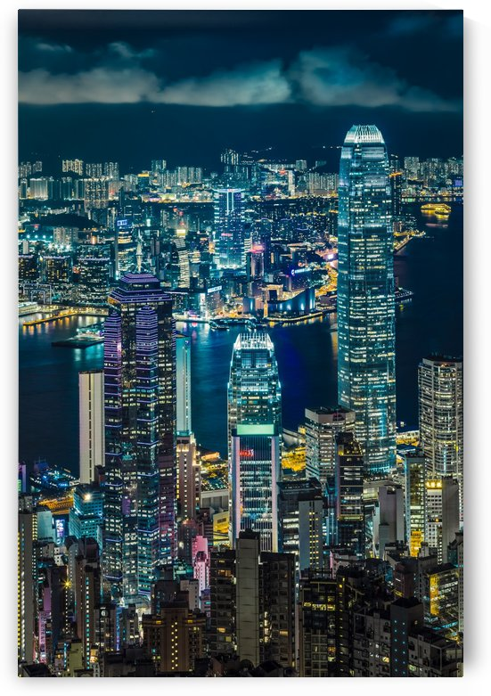 HONG KONG 07 by Tom Uhlenberg