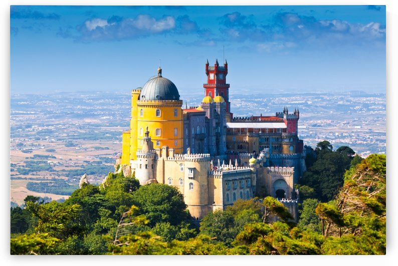 SINTRA 01 by Tom Uhlenberg