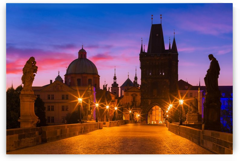 PRAGUE 10 by Tom Uhlenberg