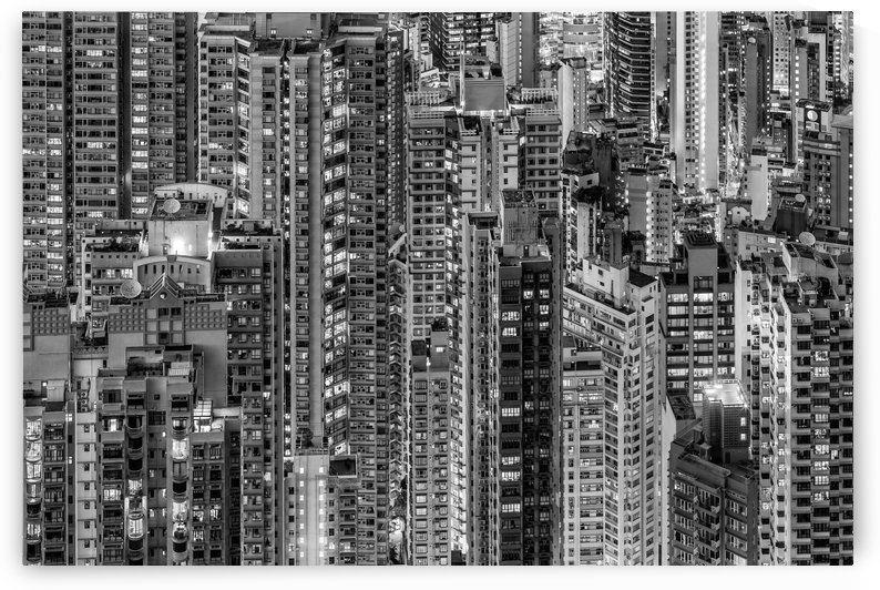 HONG KONG 23 by Tom Uhlenberg