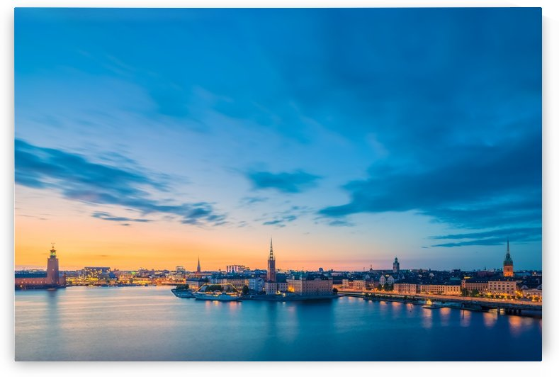 STOCKHOLM 07 by Tom Uhlenberg