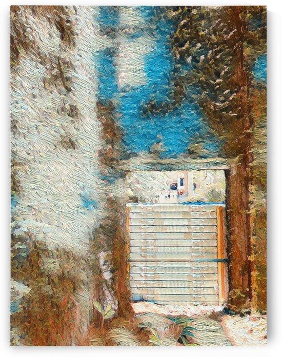 Outdoor II by Kathleene Quinn