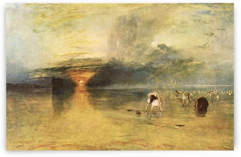 Prince of Orange departing by Joseph Mallord Turner by Joseph Mallord Turner