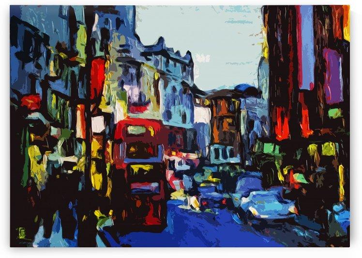 London by Kateryna Bortsova
