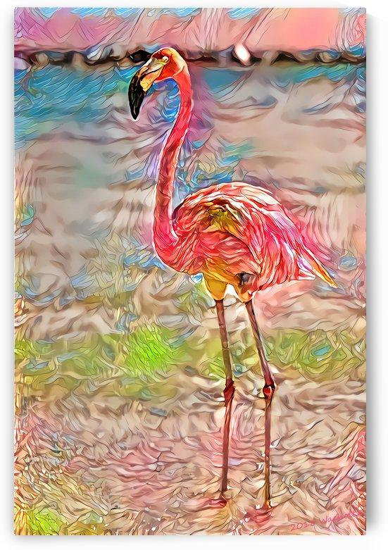 Pretty in Pink by Wacholtz