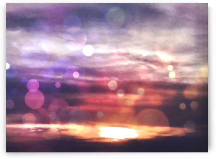 Colorful sky by AkuLinaAkiLina