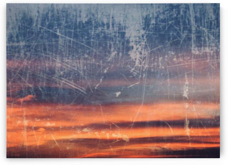 sunset sky by AkuLinaAkiLina