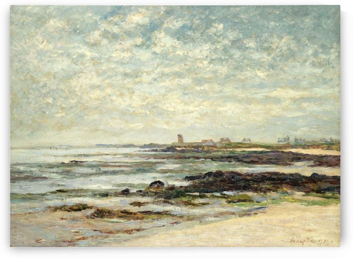 Sea Basin, the Bay of Quiberon by Maxime Maufra