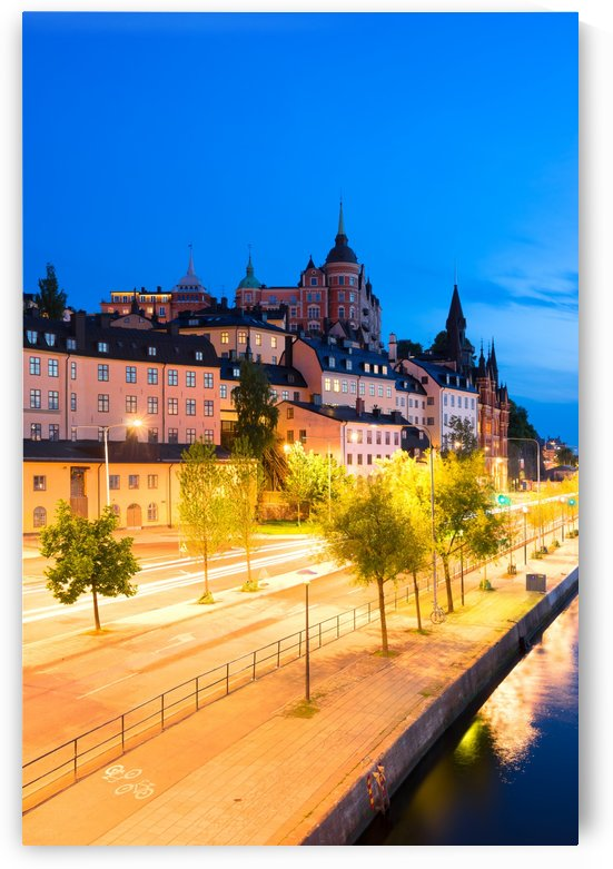 STOCKHOLM 02 by Tom Uhlenberg