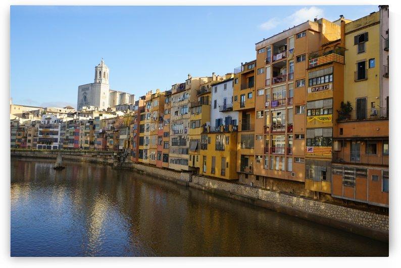 Girona Spain by Xisa
