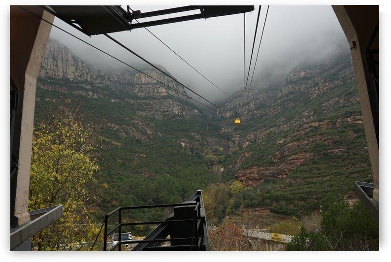 Aeri de Montserrat by Xisa