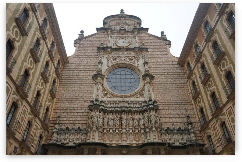 Santa Maria de Montserrat by Xisa