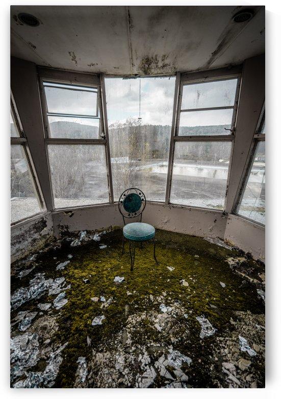 Abandoned Ski Resort by Steve Ronin