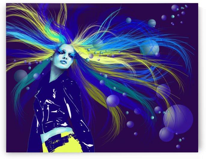 Night diva by Kateryna Bortsova