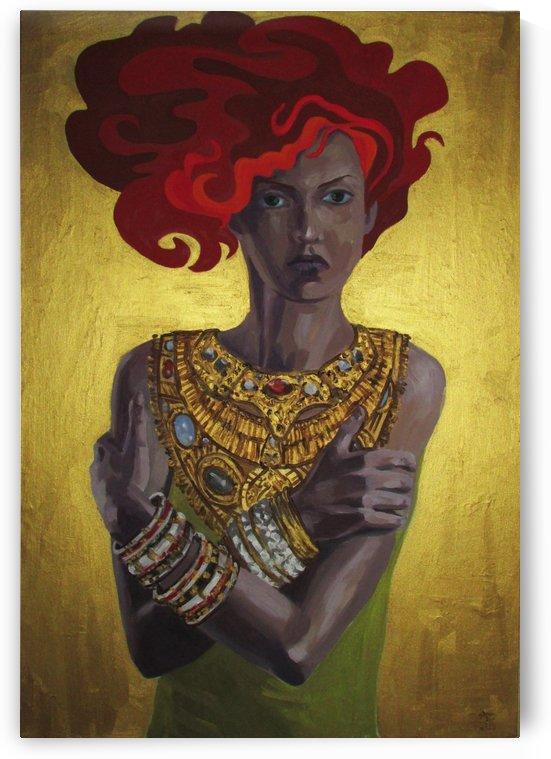 Primary Gold by Kateryna Bortsova