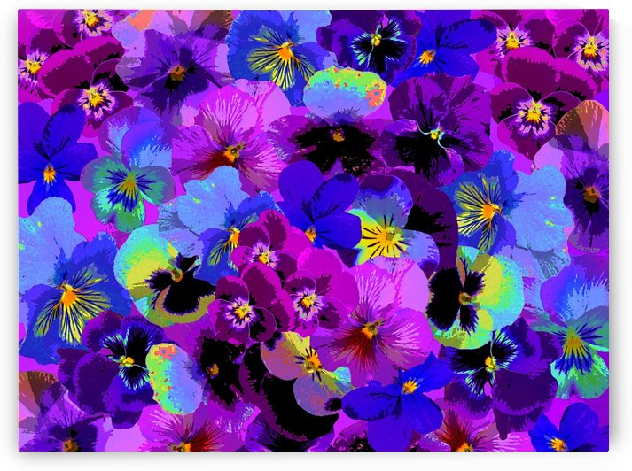 Beautiful colourful flower blossom flower background design floral home decor decoration  by fabartdesigns