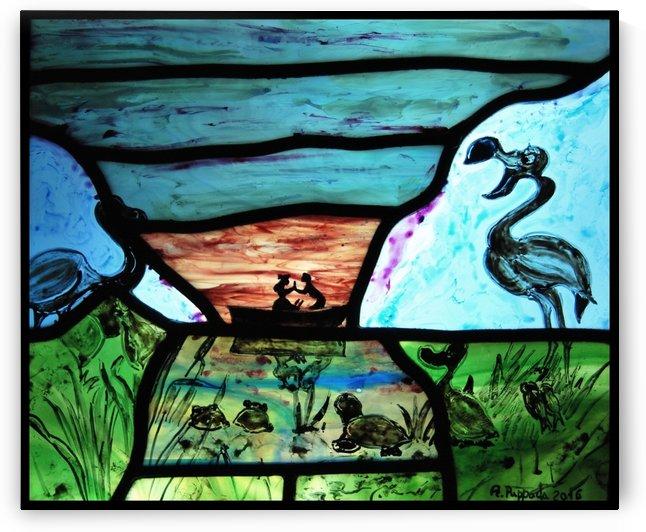The Little Mermaid 1 by Antonio Pappada