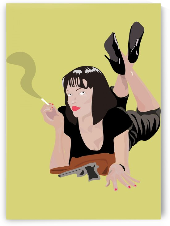 Pulp Fiction by R N F