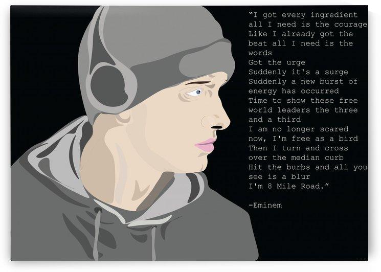 Eminem 8 Mile Road by R N F