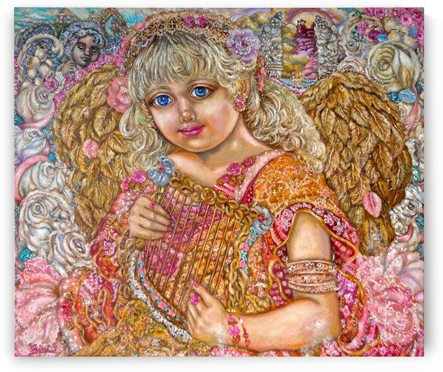Yumi Sugai. An angel of the herb. by Yumi Sugai