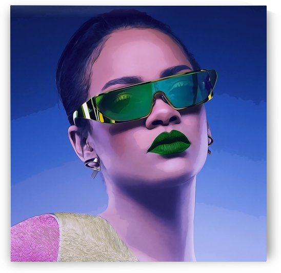 Rihanna by Anbessa Graphics