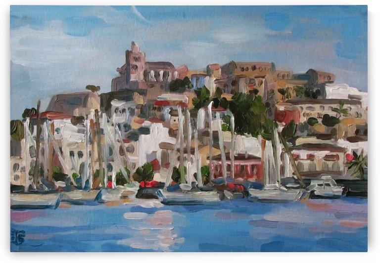 Ibiza  by Kateryna Bortsova
