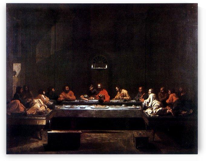 Eucharist by Nicolas Poussin