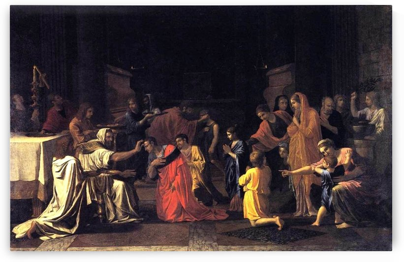 Confirmation by Nicolas Poussin