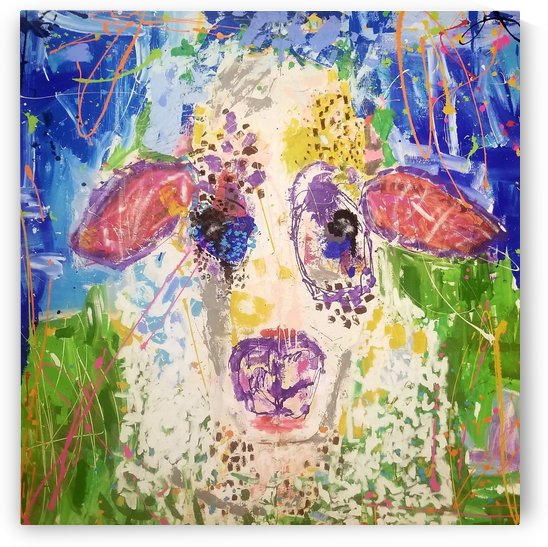 Bessie by Ann Davis Art