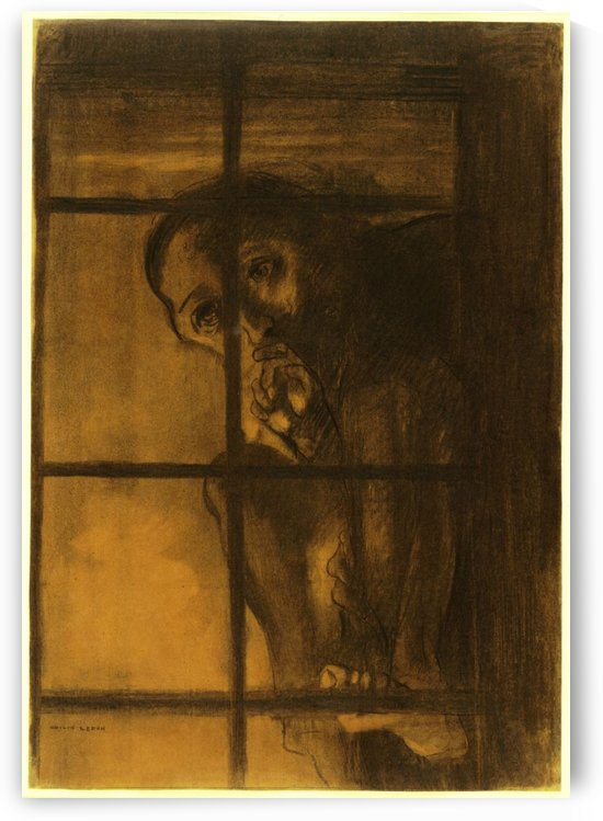 The Convict by Odilon Redon