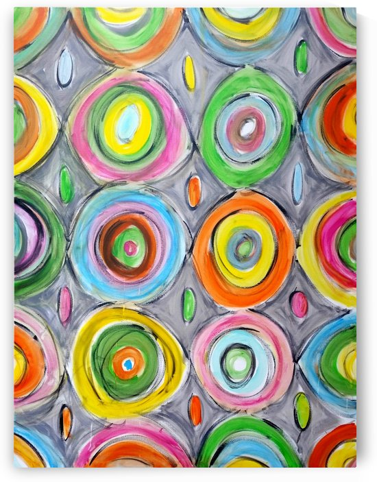 Gumdrops by Ann Davis Art
