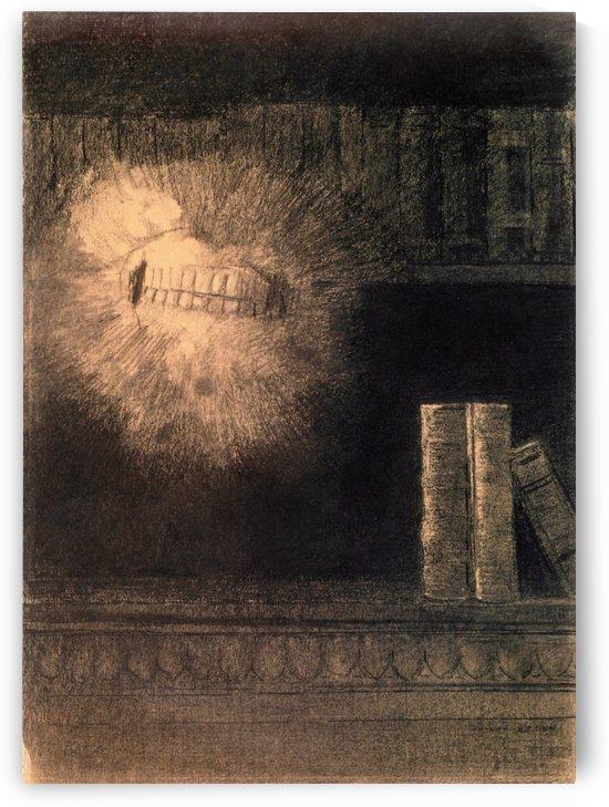The Teeth by Odilon Redon