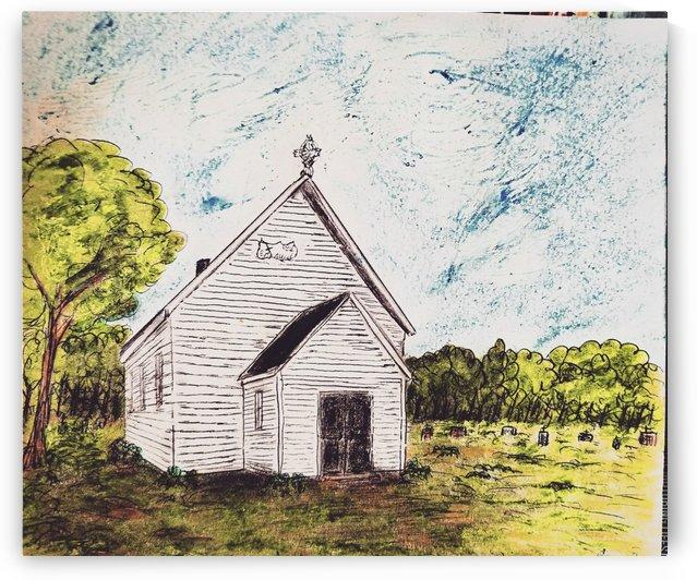 The Emmanuel Church by djjf