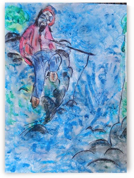 The Fisherman by djjf
