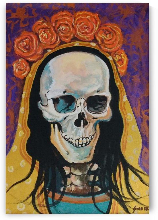 Santa Muerte X by Generoso Napoliello
