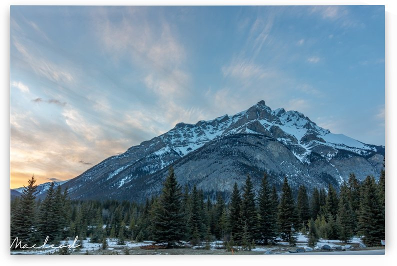 Mountain_Banff_April_IMG_9867 by Brian Macleod