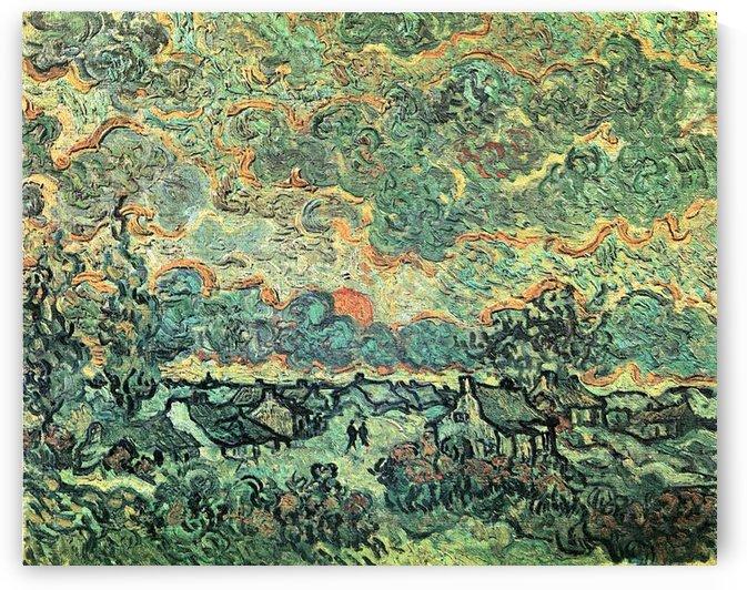 Remembering the north by Van Gogh by Van Gogh
