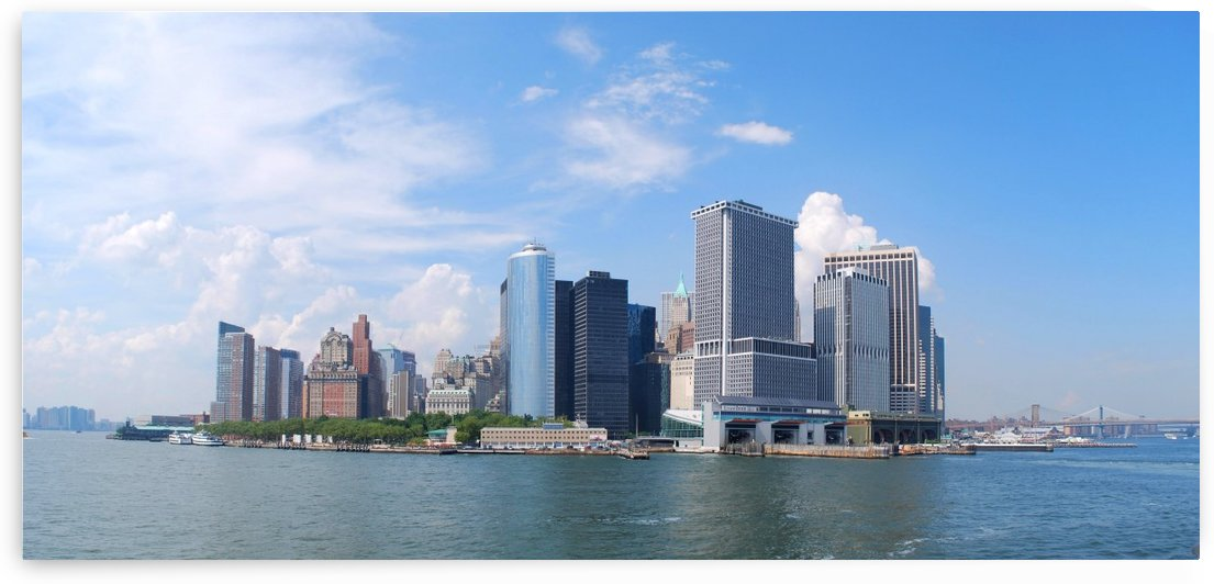 Architecture - Cities - New York City - 003 by Rich Lasam