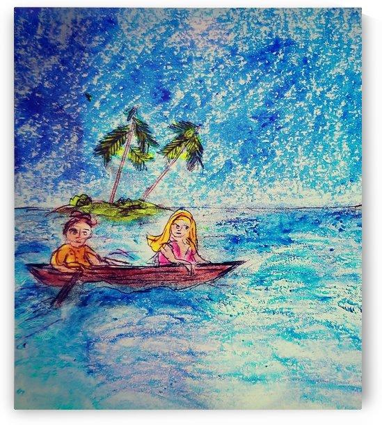 Boat Ride by djjf